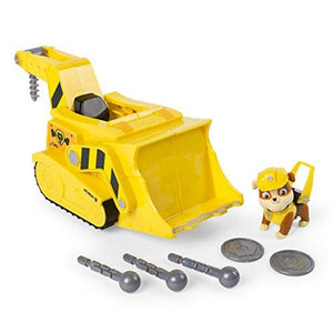 Paw Patrol Flip & Fly Rubble, 2-In-1 Transforming Vehicle