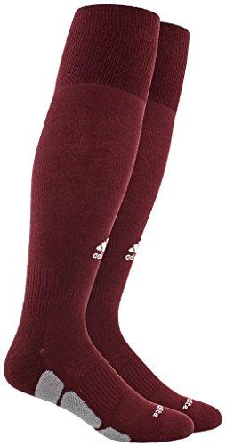 Adidas Utility All Sport Socks (1Pack) Maroonwhitelight Onix Medium