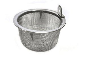 Cuisinox Inf-C Infuser Basket For Cuisinox Teapots, Silver