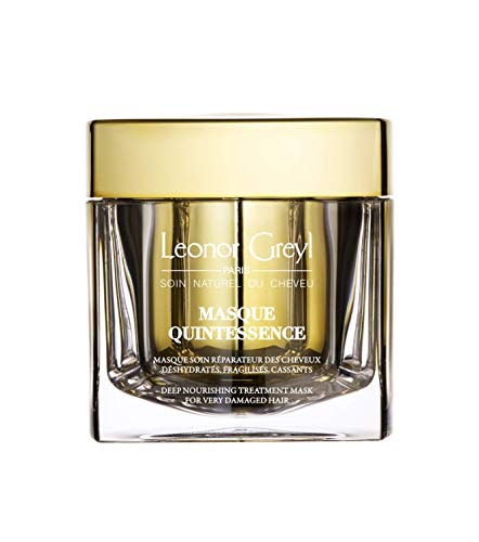 Leonor Greyl Paris Masque Quintessence - Deep Conditioning Mask for Dry, Damaged Hair, 7 oz