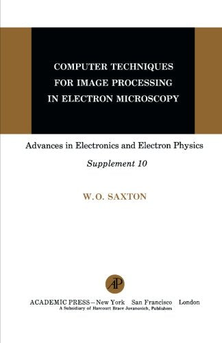 Computer Techniques for Image Processing in Electron Microscopy: Supplement 10