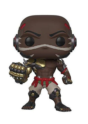 Funko Pop Games: Overwatch - Doomfist Collectible Figure, Multicolor