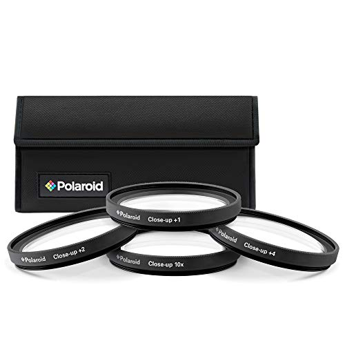 1 4 2 52mm 10 Close-Up Macro Filter Set with Pouch Vivitar Series 1