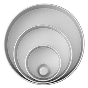 Wilton 2105-6150 Preferred Round Cake Pan Set