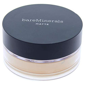 bareMinerals Matte SPF 15 Foundation, Golden Nude 16, 0.21 Ounce