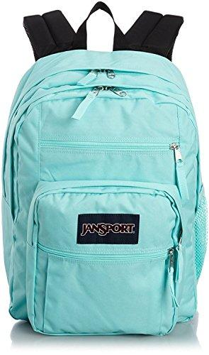 Jansport Big Student Backpack (Aqua Dash)