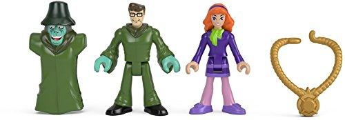 Fisher-Price Imaginext Scooby-Doo Daphne & Mr. Hyde - Figures, Multi Color