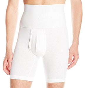 2(X)IST Shapewear Form Boxer Brief Pure White