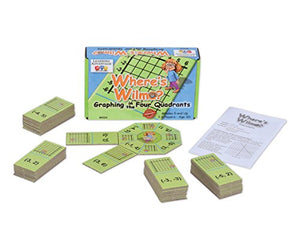 "Learning Advantage 4524""Where'S Wilma?"" Game, Grade: 5, 6.5"" Height, 1.5"" Width, 4"" Length"