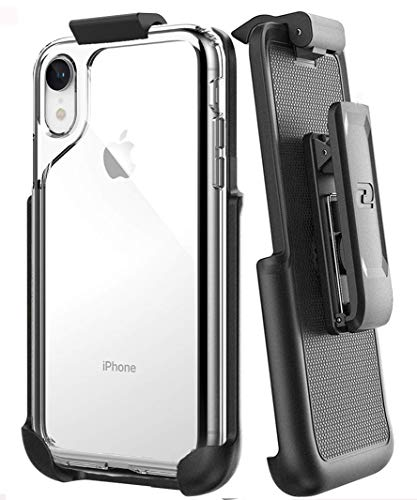 Encased Belt Clip Holster Compatible with Caseology Waterfall Case - Apple iPhone XR (case not Included)