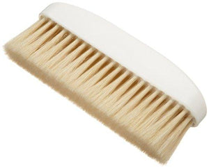 Ateco 1628 Bench Brush, 1 3/4 X 9 1/2-Inch Head With Natural White Boar Bristles & Molded Plastic Handle