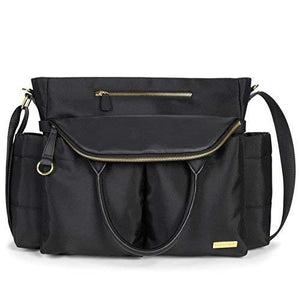 Skip Hop Diaper Satchel - Chelsea Downtown Chic