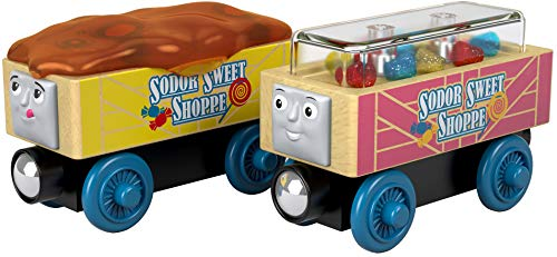 Thomas and Friends Wood, Candy Cars