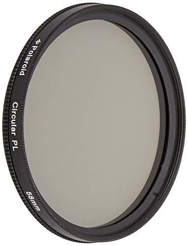 Polaroid Optics 58Mm Cpl Circular Polarizer Filter