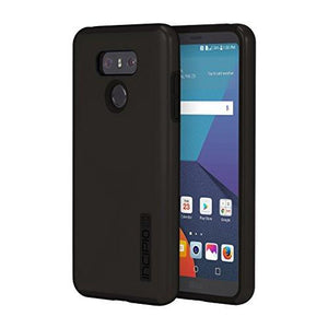 Incipio Dualpro Dual Layer Case For Lg G6 (Black - Lge-342-Blk)