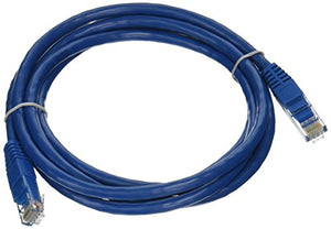 Axis 43017 Cat-6 Patch Cables (2.13 Meters, Blue)