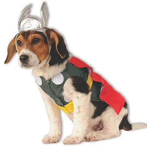 Rubie'S Marvel Classic Thor Pet Costume Small