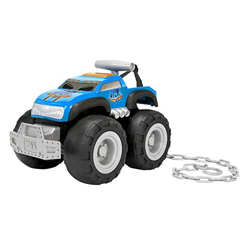 Max Tow Truck Turbo Speed Truck, Blue
