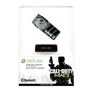 Microsoft Xbox 360 Call Of Duty: Modern Warfare 3 Wireless Headset With Bluetooth