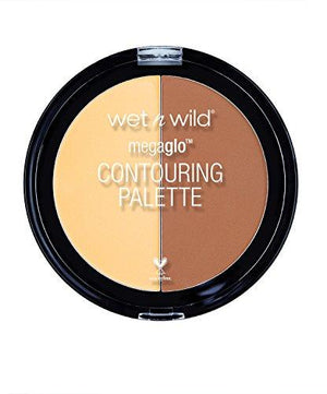 Wet N Wild C750a Contouring Pallete Powder Caramel Toffee 0.44 oz