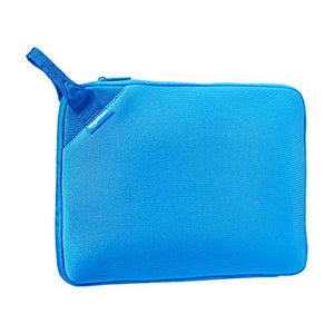 "AmazonBasics 15.6"" Executive Laptop Sleeve Case (With Handle) - Blue"