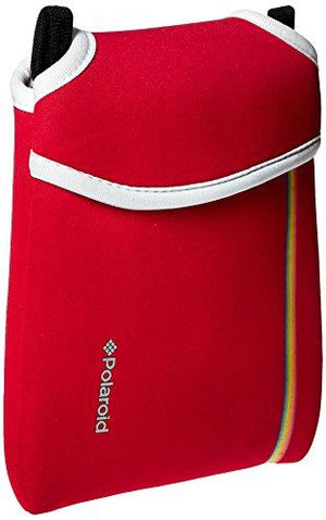 Plr Neoprene Pouch For The Fujifilm Instax Mini 7S, 8 Film Camera (Red)