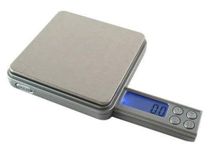 American Weigh Scales Bl2-400-Sil Digital Pocket Scale - 400 By 0.1 G