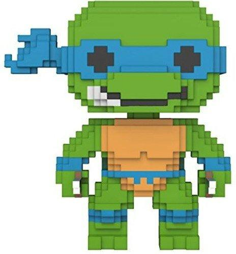 Funko 8-Bit Pop: Teenage Mutant Ninja Turtles-Leonardo Collectible Figure