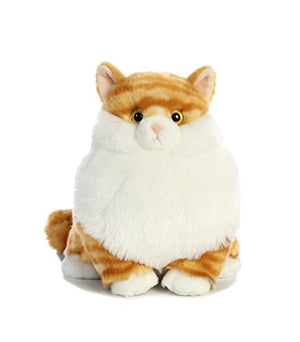 "Aurora - Cats - 9.5"" Butterball Tabby, Multi"