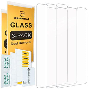 Mr Shield For Lg G7 Thinq Tempered Glass Screen Protector [3-Pack]