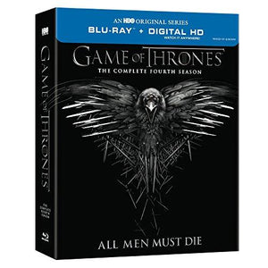 Game Of Thrones The Complete Fourth Season Bluray