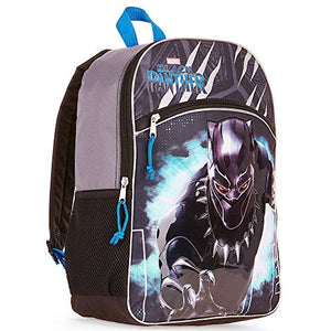 Marvel Black Panther Backpack Full Size 16