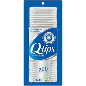 Q-Tips Cotton Swabs 500 Ea (Pack Of 1)