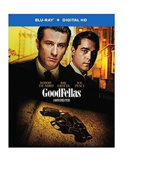 Goodfellas (25Th Anniversary Edition) Bluray