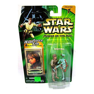 Anakin Skywalker Mechanic Star Wars Power Of The Jedi Collection 1 Action…