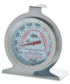 "Update International (THOV-20) 2"" Oven Thermometer"