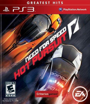 Electronic Arts Need For Speed Hot Pursuit - Playstation 3