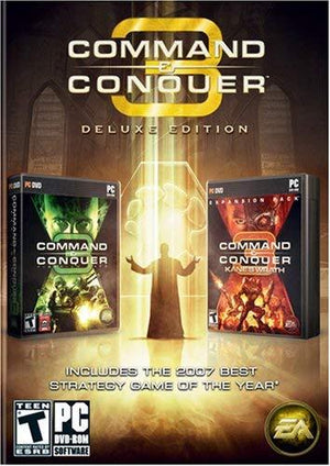Electronic Arts Command & Conquer 3 Deluxe Edition - Pc