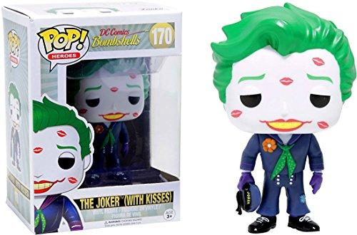 Funko Pop! Dc Heroes Dc Comics Bombshells The Joker 170 (With Kisses)