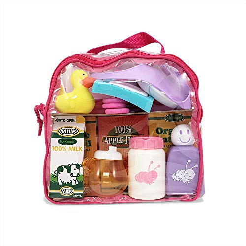 JC Toys Accessory Backpack (20Piece)