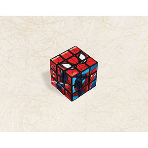 Amscan Ultimate Spider-Man Puzzle Cube Party Favor