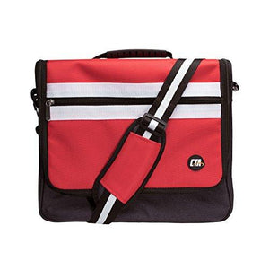 Cta Digital Protective Messenger Bag For Nintendo Switch