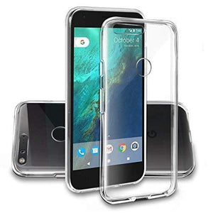 Orzly Google Pixel Xl Clear Flexicase Transparent Protective Flexible Silicon Gel Phone Case