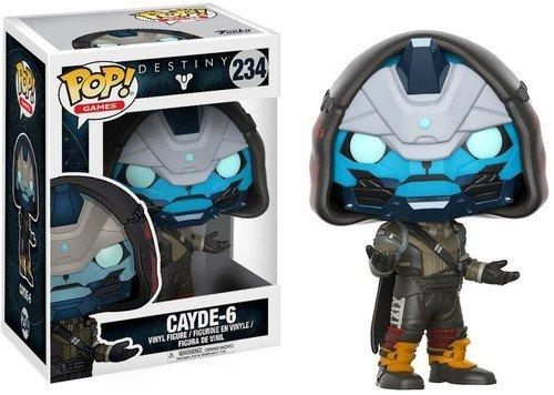 Funko Pop! Games Destiny Cayde-6 Action Figure