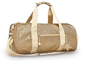 Bixbee Duffle Bag Little Girls' Large Gold Large