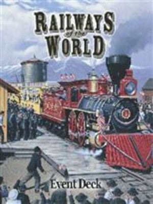 Eagle-Gryphon Games EAG01298 Railways of The World Event Deck Game