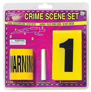 Forum Novelties Crime Scene Set