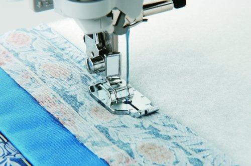 Brother ¼ Inch Piecing Foot For Quilting And Topstitching, Sa125