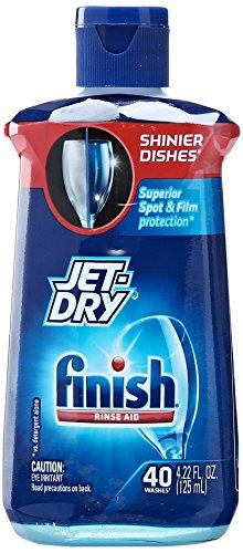 Finish Jet-Dry Rinse Aid Agent, 4.22 Oz