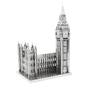 fascinations ICONX Big Ben 3D Metal Model Kit